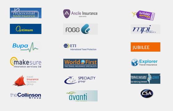 These are some of our clients using the Magenta Insurance System